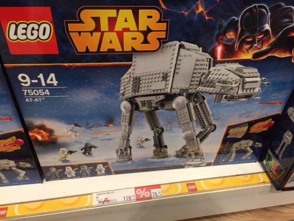 [lokal BS] LEGO STAR WARS 75054 AT-AT