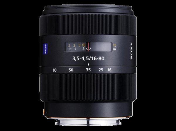 Sony Carl Zeiss F3,5-4,5/16-80mm SAL-1680Z (A-Mount) für 592€ @Saturn