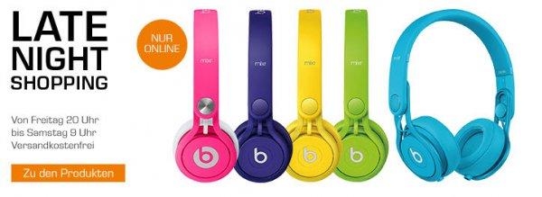 [Saturn Late Night] BEATS Mixr Colr, On-ear Kopfhörer, Geschlossen verschiedene Farben ab 90,-€