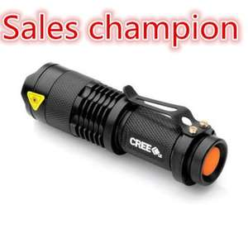 (CN) Q5 7W Cree Taschenlampe für 2,53€ @ Aliexpress