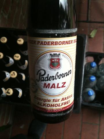 @ Trinkgut Lokal in Nrw: Kasten Paderborner Malzbier 4,99 €