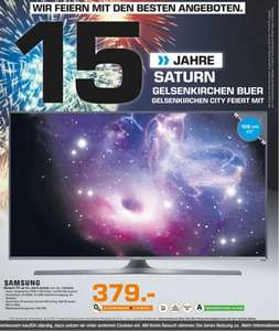 (Lokal Gelsenkirchen) Samsung UE43J5670 (Full HD, Triple Tuner, Smart TV,A+) @ Saturn