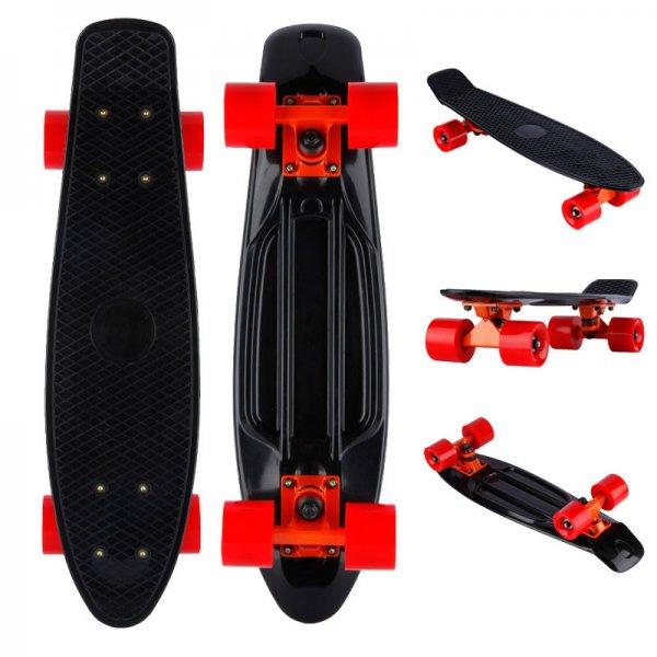 22 Zoll Mini Cruiser Skateboard wie Penny board für 8 Euro inkl. Versand