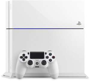 "Sony Playstation 4  500GB weiß C-Chassis CUH-1216 - die ""neue"" Revision (mit Payback nur 295€)"