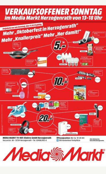 Verkaufsoffner Sonntag Mediamarkt Herzogenrath