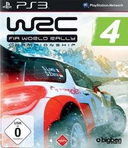 [PS3 - Store] WRC 4  FIA WORLD RALLY CHAMPIONSHIP