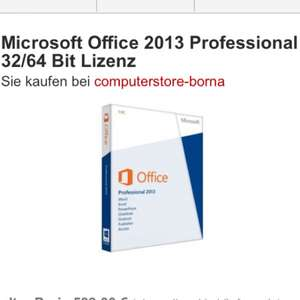 Microsoft Office 2013 Professional plus - bei Rakuten