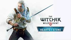PS4 The Witcher 3 - Hearts of Stone DLC
