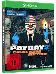 [TheGameCollection] PayDay 2 - Crimewave Edition (Xbox One) (PAL)