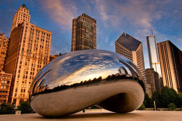 [November bis März] Hin- und Rückflug nach Chicago USA von Düsseldorf ab 308€