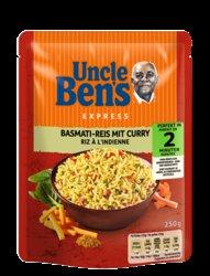 [tegut] Uncle Bens Express-Reis verschiedene Sorten mit Coupon für 0,29€