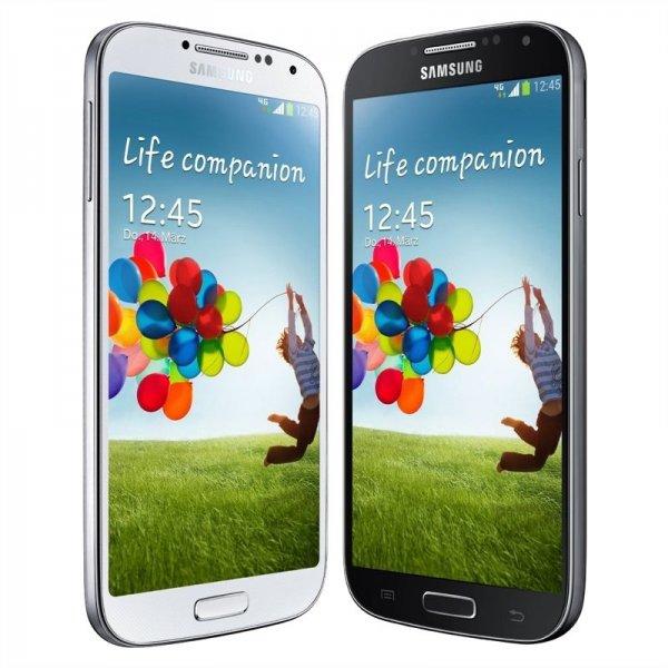 Samsung Galaxy S4 für 279,90 Euro (mit Payback: 258,90 Euro)