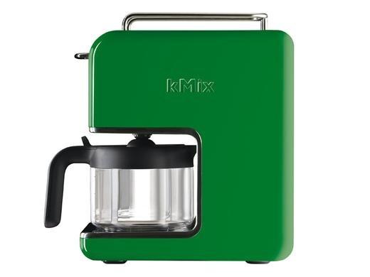 iBOOD: Kenwood kMix Kaffeemaschine CM025 in Grün € 29,95 + € 5,95 Versand