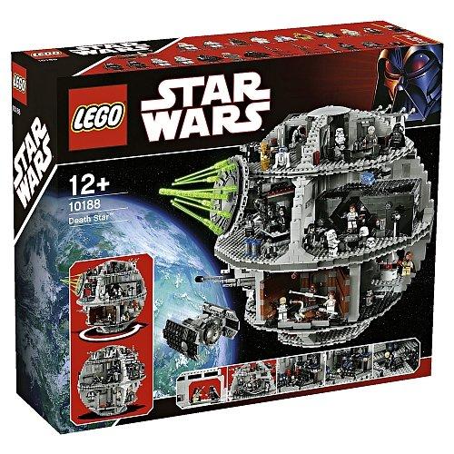 LEGO Star Wars - 10188 Todesstern, bei Toysrus.de, 10% Akion + 15 FachPayback (322,83€)
