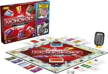 [EGELSBACH] REWE CENTER: Monopoly Banking (2012): 30,00€ // Skip-Bo Brettspiel für 15,00€