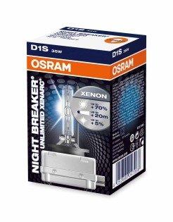 [Update -> Falschlieferung][Moto Integrator] Osram Night Breaker Unlimited Xenarc D1S