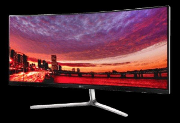 """29UC97C-B 73,66cm (29"""") 21:9 LED Monitor EEK: A mit IPS-Panel, DisplayPort und H"""