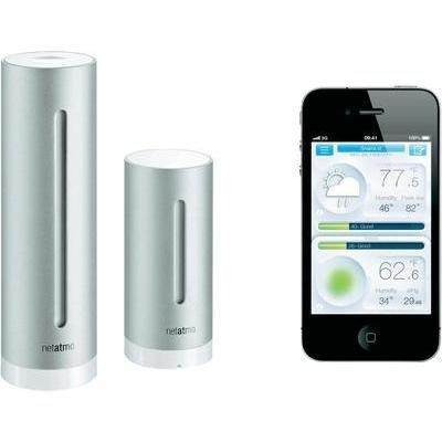 (Conrad.de)  Netatmo NWS01 Wetterstation für iOS und Android