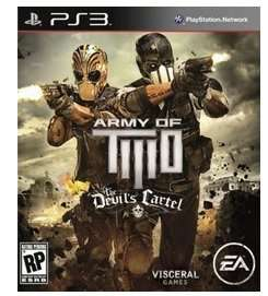[bücher.de] Couch-Koop: Army Of Two: The Devil's Cartel (PlayStation 3 & Xbox 360) 19,99€ ..Preisvergleich ab 33€