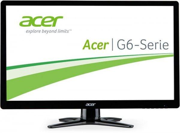 [NBB] Acer G246HYLbd Monitor (23,6'' FHD IPS matt, 250,00 cd/m²,  6ms, EEK A) für 134,99€