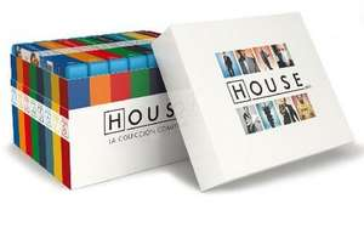 [Zavvi] Dr. House Blu -ray Collection (mit Gutschein ~65€ / Idealo: 124€)