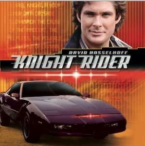 [media-dealer.de] Knight Rider - Die komplette Serie auf DVD ~ Idealo: 35€