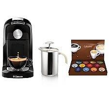 Ebay WOW 1-2: eg Tchibo Cafissimo TUTTOCAFFÈ Kaffeemaschine for 29,99 €