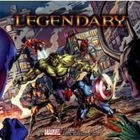 Marvel Legendary Deck Building Game (engl)