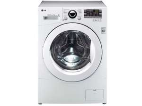 XL-Waschmaschine (8 kg) Frontlader LG F14A8TDA1 - 18% unter idealo-Preis