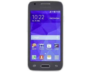 Samsung Galaxy Trend 2 SM-G313HN, Smartphone, 4 Zoll Touchscreen, 4 GB, Dual-Core, 5 MP Kamera, Android 4.4.2, WLAN, Bluetooth 4.0, 3G, Charcoal Gray @allyouneed.com 69,95€