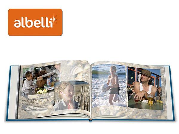 Gratis A5 Fotobuch (24 Seiten)