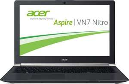 WHD Sehr gut | Acer Aspire Black Edition VN7-591G-50UG 39,6 cm (15,6 Zoll Full-HD) Notebook (Intel Core i5-4210H, 2,8GHz, 8GB RAM, 500GB SSHD, Nvidia GTX860M, Win 8.1, Full-HD IPS Display) schwarz
