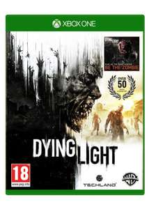 Dying Light Xbox One - Be the Zombie Edition