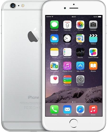 (Abgelaufen)Apple iPhone 6 Plus 64 GB silber, für 705€ statt 759€ @Tinten-Sandte