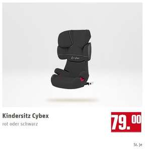 [Rewe in Bielefeld] Cybex Solution X Fix - Kinderautositz