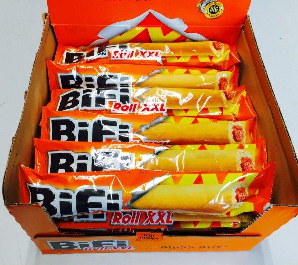 [Ebay] Karton Bifi Roll XXL 24 x 70g für 14,89€