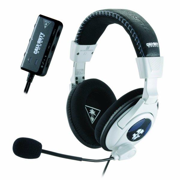 Turtle Beach Ear Force Shadow Call of Duty Ghosts - Gaming Headset für 42,54 € @Amazon.es