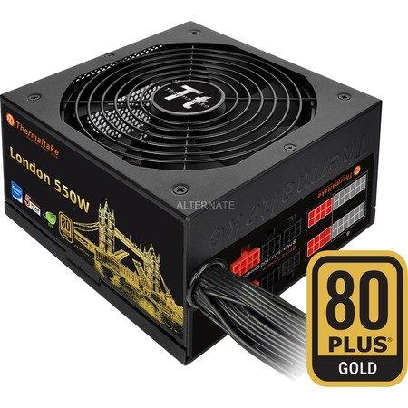 [ZackZack] Thermaltake London 550W 80+ Gold 69,85€ /