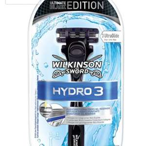 [amazon PLUS PRODUKT] Hydro 3 Ultimate Black Edition