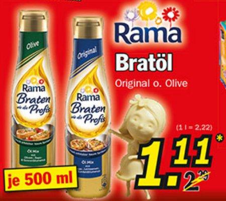 [ZIMMERMANN] Rama Braten wie die Profis 400ml für 1,11€
