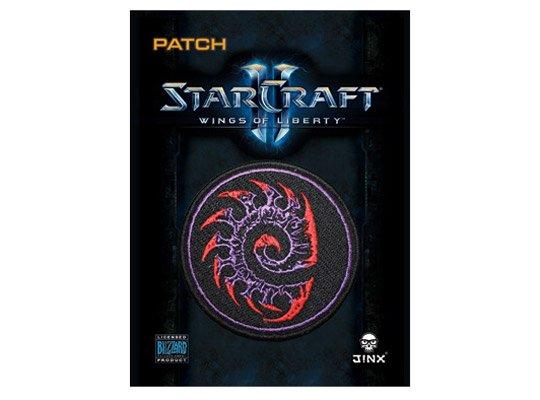 Fraktion StarCraft Aufnäher von J!NX für 9,99 @ ebay