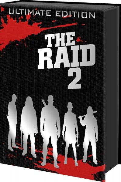 (alphamovies.de) The Raid 2 [Ultimate Edition] auf Blu-ray für 31,94€
