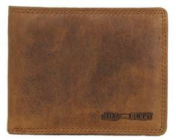 Hill Burry Geldbörse / Portmonnaie aus echtem hochwertigem Leder LGHB6404 @ Amazon