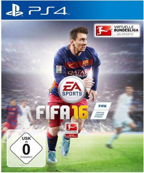 Fifa 16 PS4 für 45,99€ inkl. Versand@amazon Marketplace