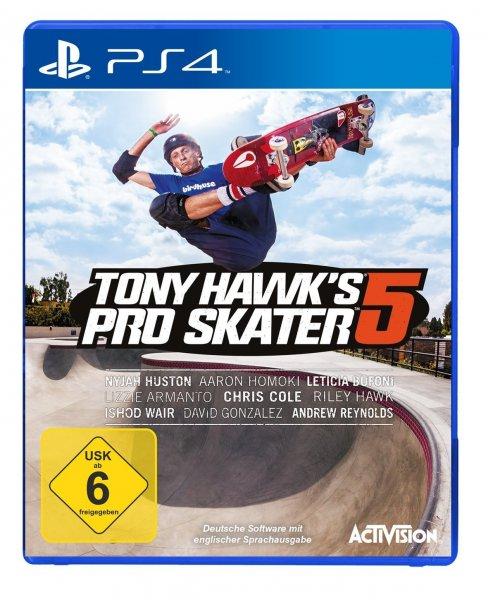 Tony Hawk Pro Skater PS4
