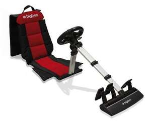 BIGBEN Racing Seat 3in1 | PC | PS3