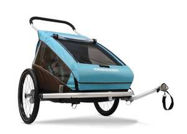 Bike-Anhänger CROOZER KID FOR 2 PLUS @ Stadler für 535€ (+ggf Versand) (IDEALO 750€)