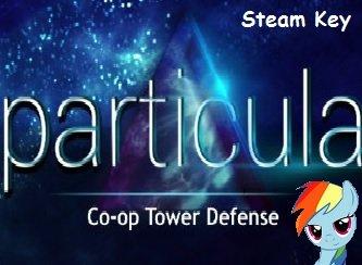 Particula (STEAM Key Giveaway / HRKgame.com)
