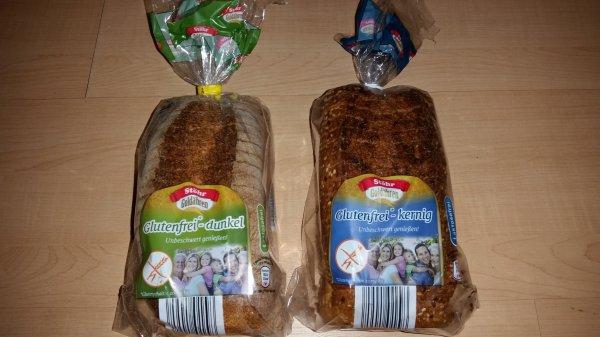 [Aldi Nord] Gluten- und Laktosefreies Brot (dunkel oder kernig) für sehr günstige 1,99€/400g (schmeckt sogar ungetoastet)