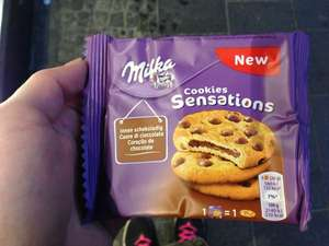 [Kassel] Gratis Milka Cookie Sensations Schokocookies im City Point